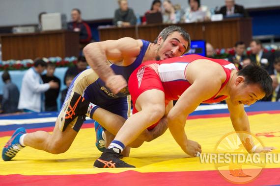Мурадин Кушхов принес сборной Дагестана третье «золото» ярыгинского Гран-при