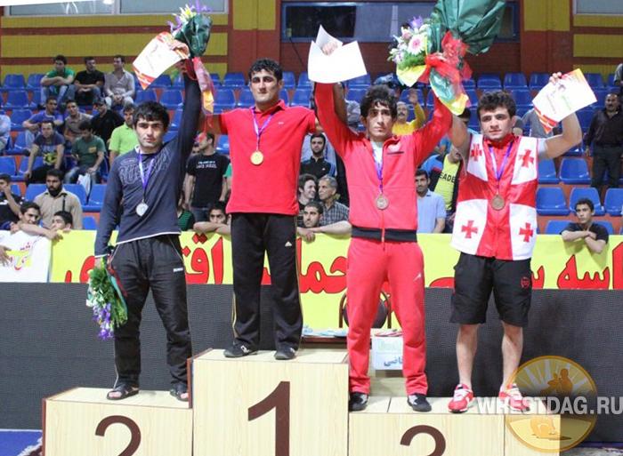 Саид Газимагомедов – серебряный призер «Кубка Тахи»