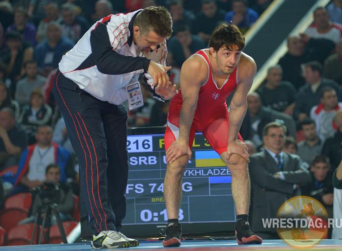 Дагестанский борец принес сборной Сербии бронзовую медаль