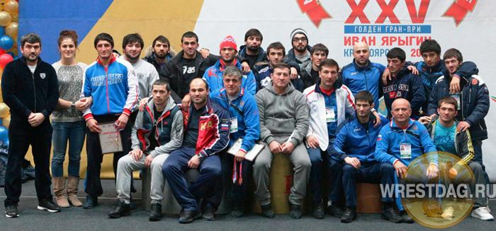 Рекордный урожай медалей дагестанской команды на Гран-при «Иван Ярыгин»