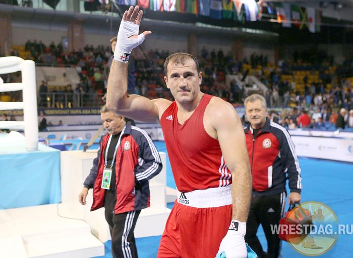Магомедрасул Меджидов: «Было бы неплохо стать чемпионом мира в третий раз»