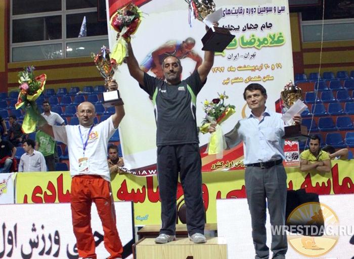 На «Кубке Тахти» призеры не получили обещанного вознаграждения