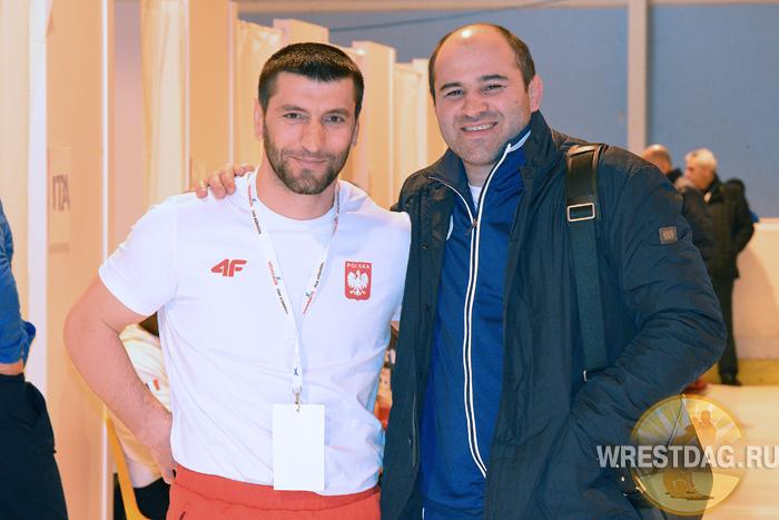Магомед Курбаналиев и Абдусалам Гадисов узнали соперников