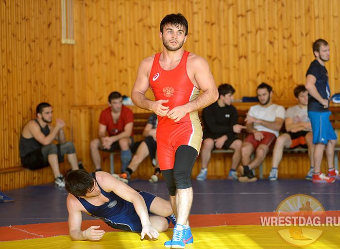 Сборная Дагестана готовится к ярыгинскому турниру