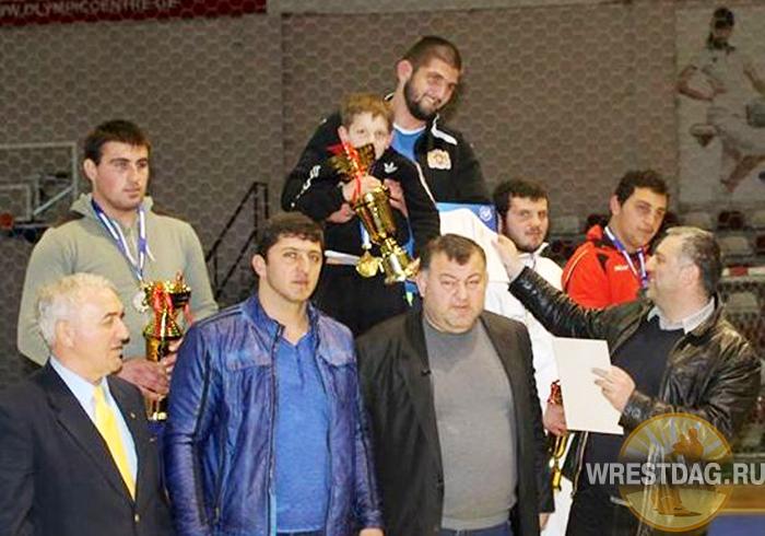 Гено Петриашвили утешился победой на юниорском первенстве Грузии