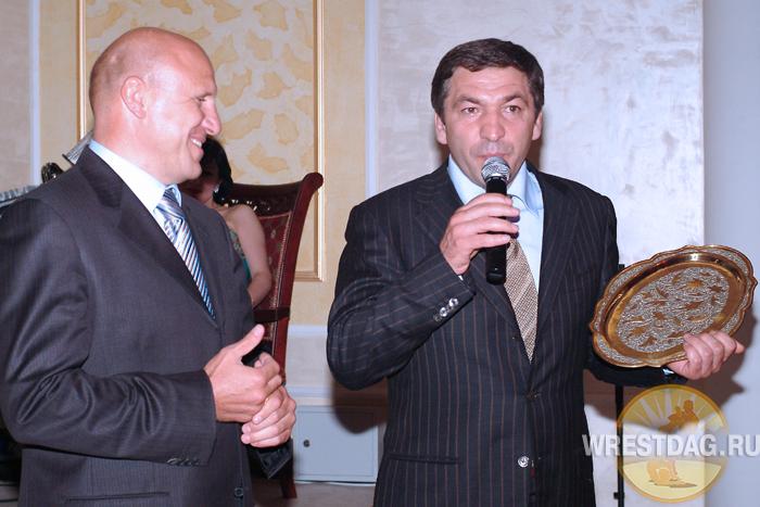 Правительство Дагестана возглавил бывший борец