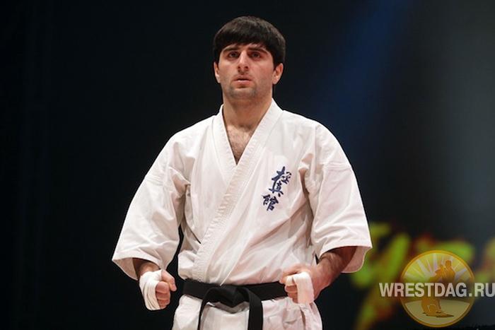 Кизилюртовец признан самым техничным участником чемпионата мира