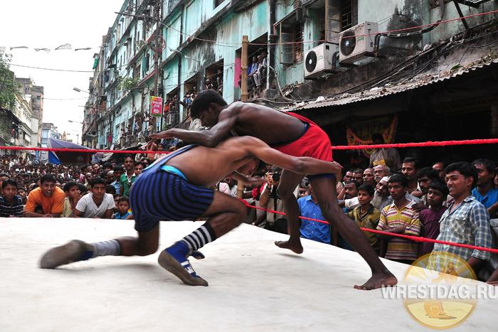 Участники Лиги борьбы Индии получат рекордные призовые