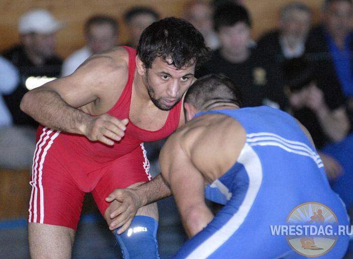 Дагестанский борец Рашид Курбанов выступит на чемпионате Азии