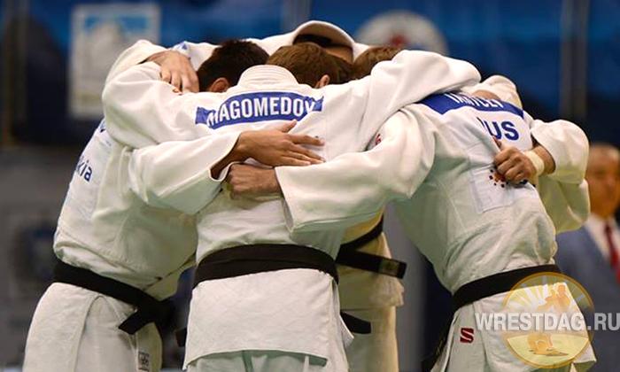 Сиражудин Магомедов стал вторым с командой России на чемпионате мира