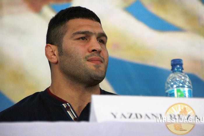 На турнире в Якутске Реза Язадани ограничился ролью почетного гостя