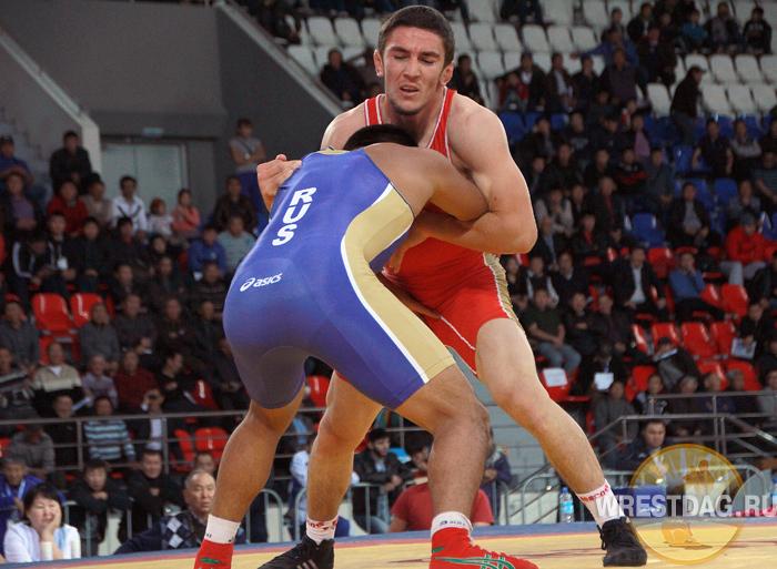 Ахмед Чакаев занял пятое место на турнире в Якутске