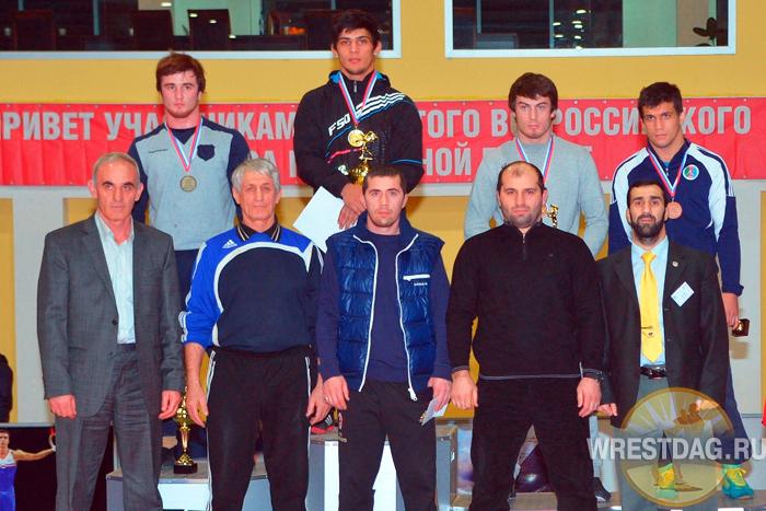 Турнир на призы К. Курамагомедова обрел постоянную прописку