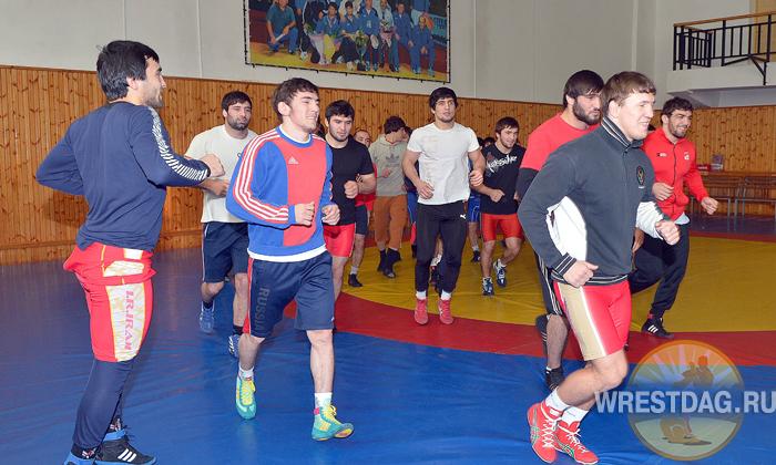 Видеорепортаж о подготовке сборной Дагестана к ярыгинскому Гран-при
