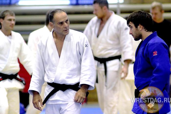Эцио Гамба: «Дзюдоисты сборной России хорошо выступили на чемпионате мира»