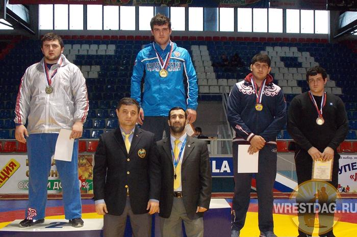 Первенство СКФО: юноши Дагестана победили в десяти весах