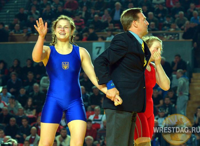 Чемпионка Европы Алина Стадник: «Второй серебряной медали мне в доме не нужно»