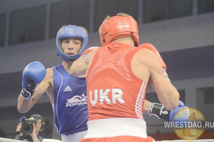 Раджаб Бутаев победил на Универсиаде финалиста Игр в Лондоне