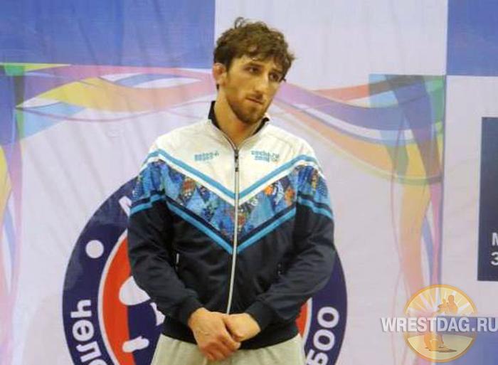 Альберт Саритов стал победителем турнира в Монголии