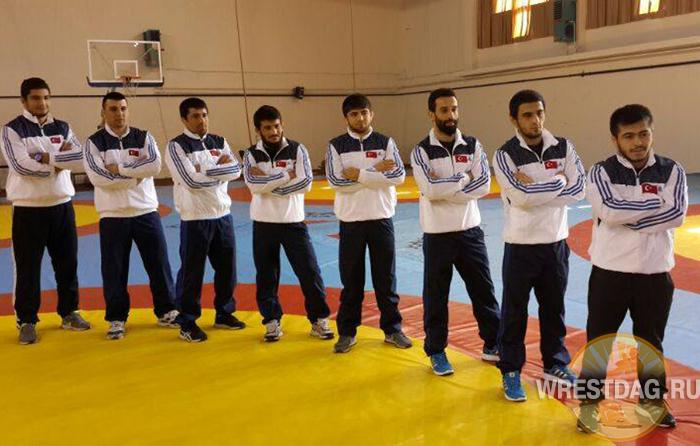 Турки нацелились на четыре медали чемпионата Европы