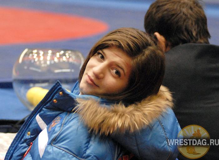 Милана Дадашева — победительница первенства страны