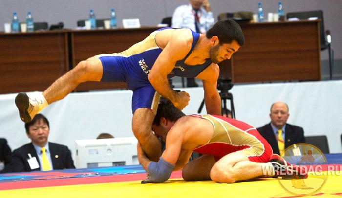 Все три финала пройдут с участием дагестанских борцов