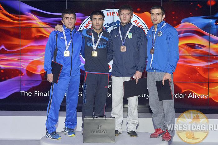 Ильяс Бекбулатов победитель Голден Гран-при