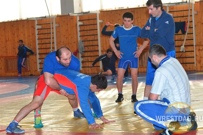Сборная Дагестана готовится в ярыгинскому Гран-при