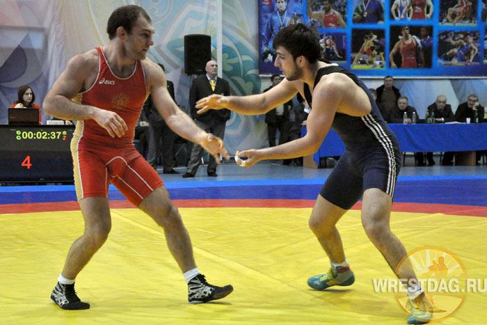 В финале Кубка России борцы Дагестана поспорят с хозяевами