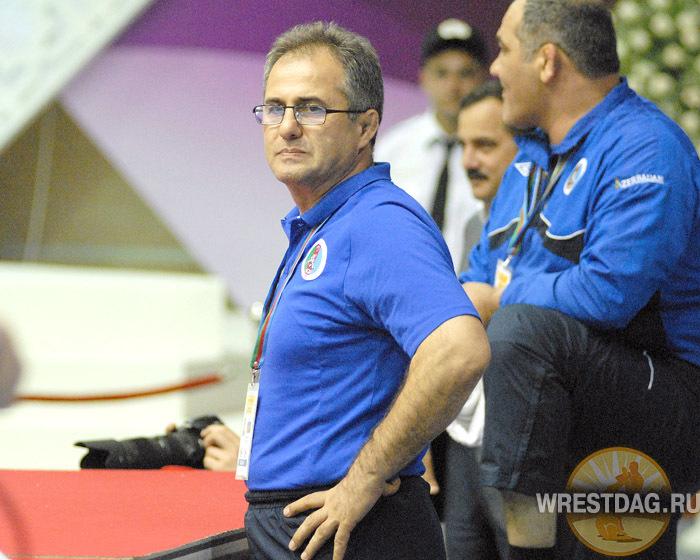 Сайпулла Абсаидов стал гостренером сборной Азербайджана