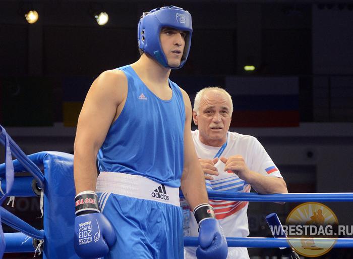 Магомед Омаров примет участие в чемпионате Всемирной серии бокса