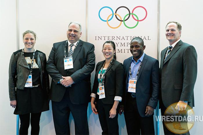 FILA объявила о команде, которая будет презентовать борьбу на сессии МОК