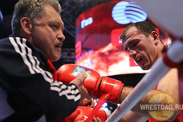 Магомедрасул Меджидов вышел в финал чемпионата мира по боксу