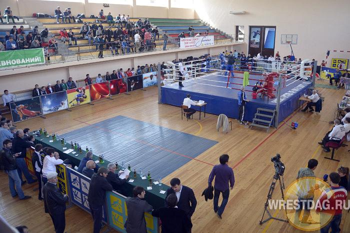 В Махачкале открыли новый спорткомплекс