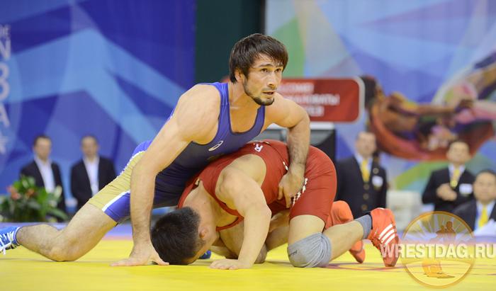 Бекхан Гойгереев – лучший борец месяца