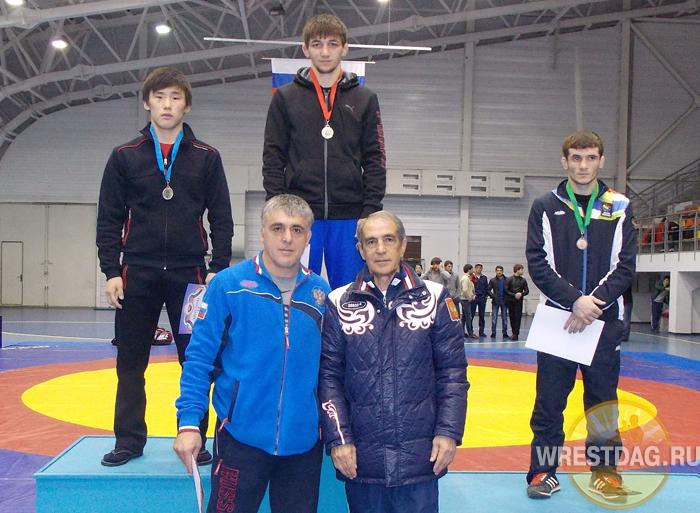 Дагестанские вольники — победители Кубка России
