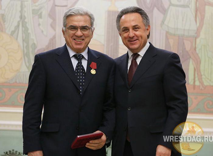 Юрию Шахмурадову вручили государственную награду