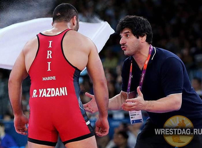 Расул Хадем остается главным тренером сборной Ирана по вольной борьбе