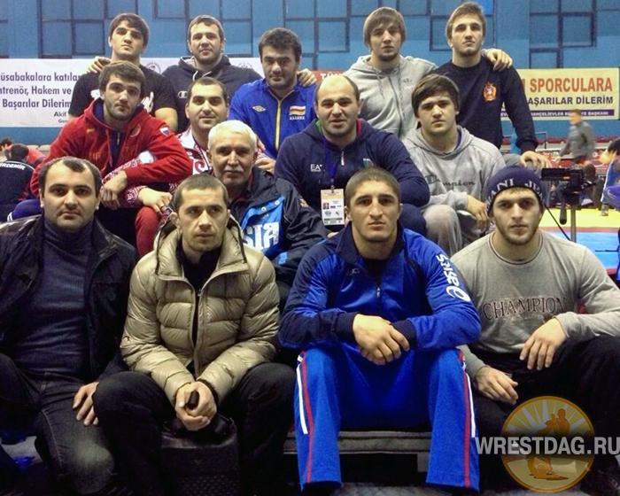 На  турнире в Стамбуле выступит большая группа дагестанских борцов