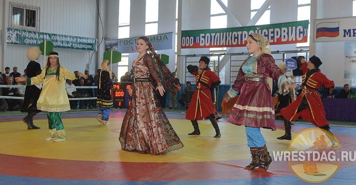 VI Открытый республиканский турнир на призы Юсупа Абдусаламова