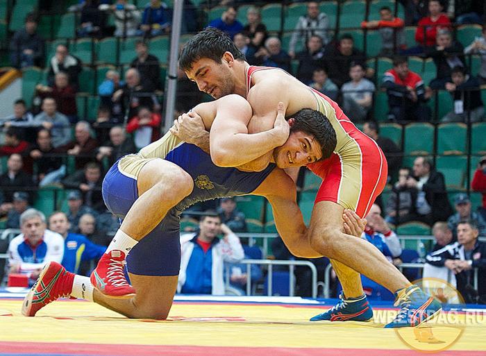 Рашид Садулаев — лучший борец месяца