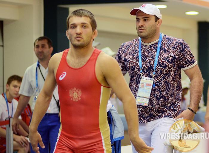Магомед Курбаналиев вернулся на первую позицию рейтинга FILA