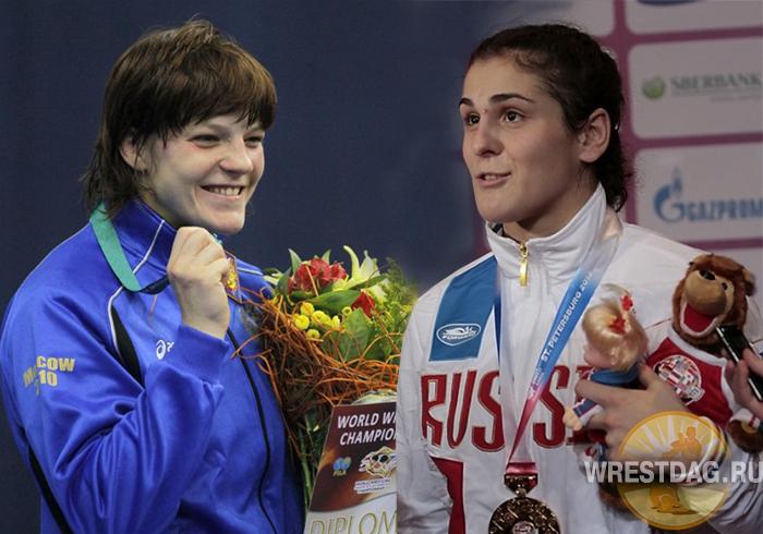 Воробьева и Букина продолжат конкурировать или разойдутся по категориям?