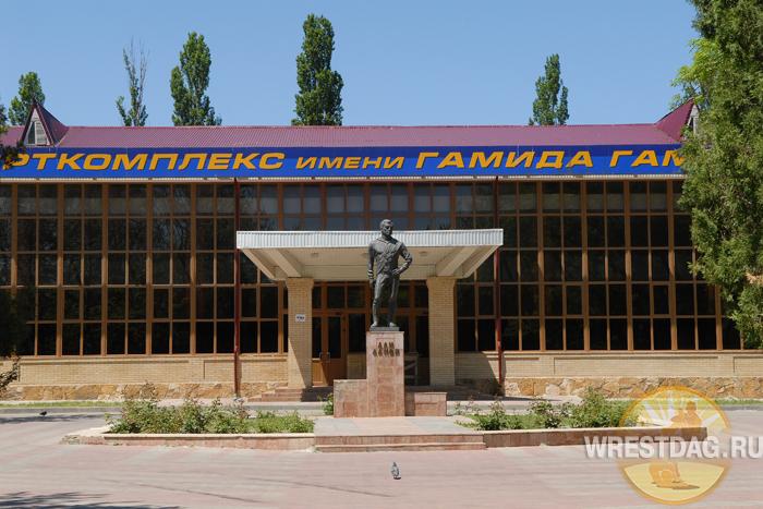 Продолжатели традиций Али Алиева. Репортаж из спортшколы им. Г. Гамидова
