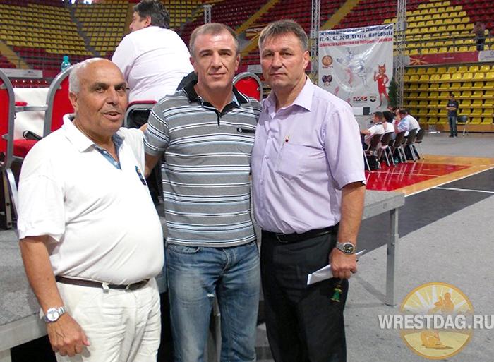 Магомед Ибрагимов стал почетным гостем соревнований Скопье