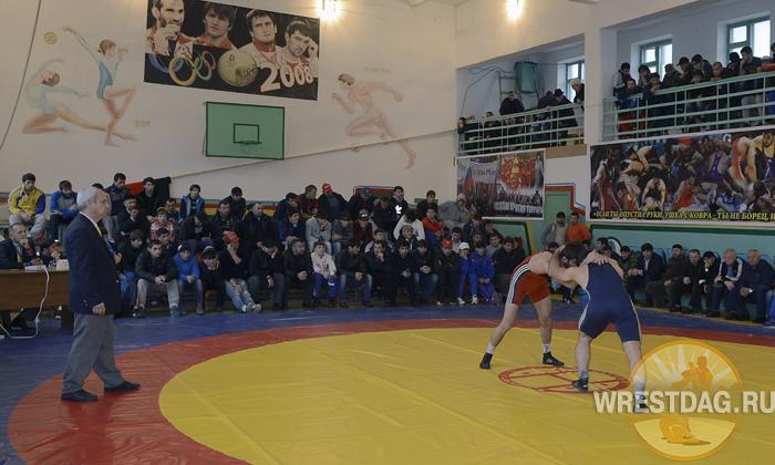 Турнир на призы Мурада Гайдарова