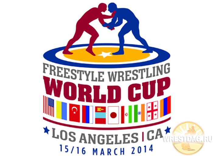 Американцы представили логотип Кубка мира-2014 в Лос-Анджелесе