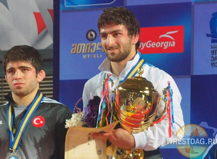 Давид Сафарян: «Моя спортивная карьера начиналась в России и Армении»