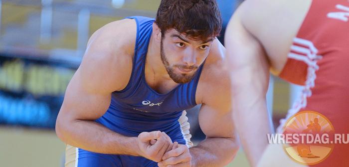 Абдусалам Гадисов — лучший борец месяца