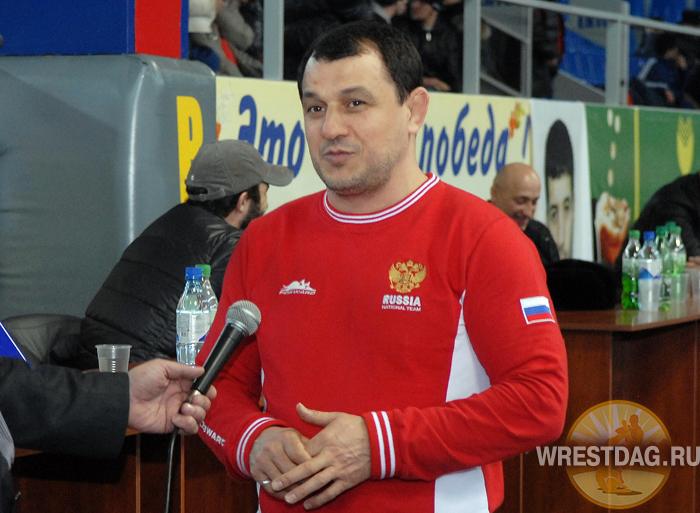 Пахрутдин Залибеков: «В Сербию едем только за золотом»